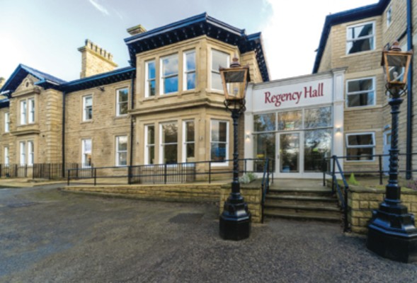 Image of Regency Hall Care Home